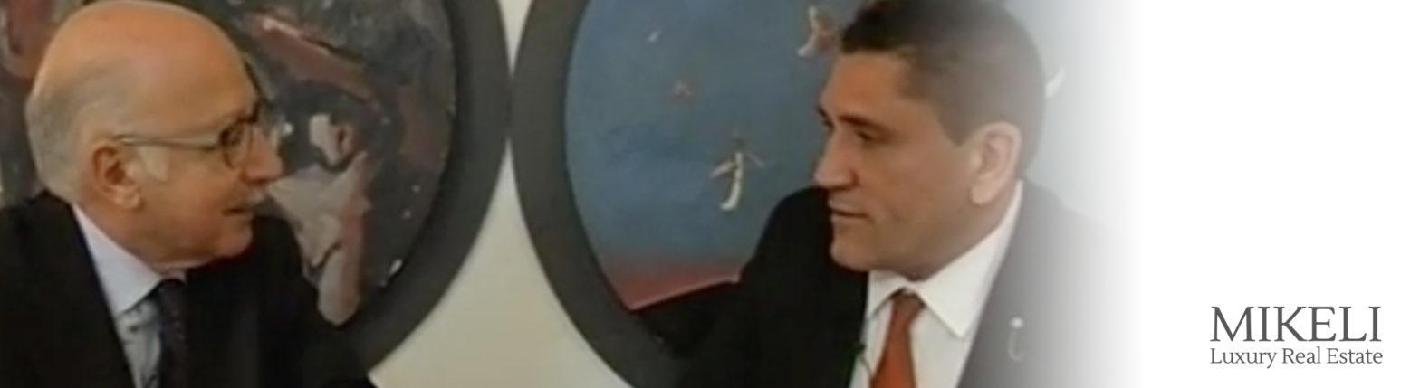 Entrevista con Antonio Avilés gerente de la inmobiliaria MiKeli