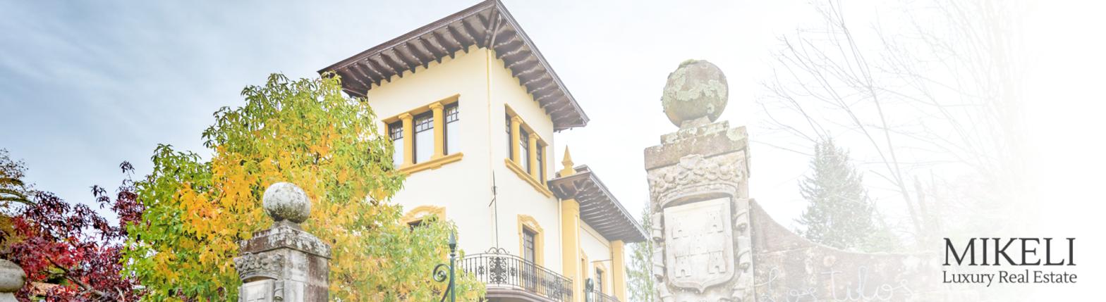 Espectacular casa en venta en Comillas