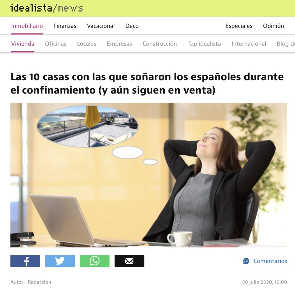 Mikeli Más deseados idealista